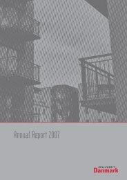 Annual report 2007 - Realkredit Danmark