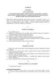 vyhláška č. 132/2008 Sb.
