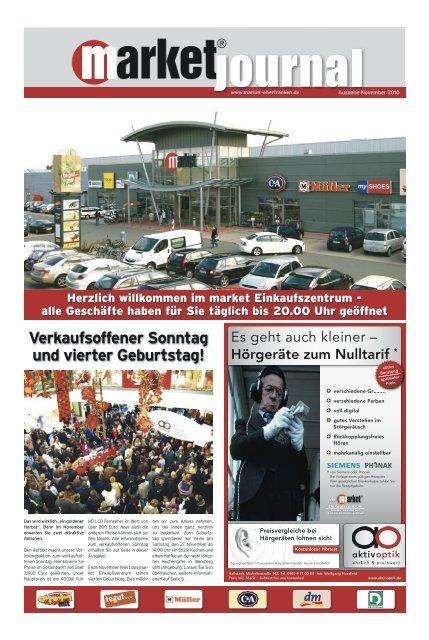 die Geschäfte im market Karma zum Schlürfen - market ...