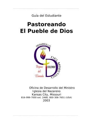 Pastoreando El Pueble de Dios - USA / Canada Region