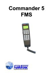 Commander 5 FMS - Funktronic