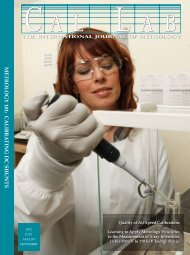 METROLOGY 101: CALIBRA TING DC SHUNTS - Cal Lab Magazine