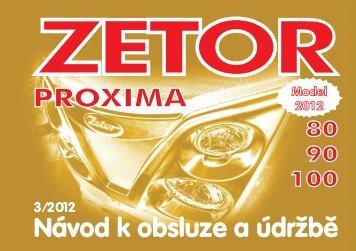 Proxima 2012 CZ 3B.pdf - CALS servis sro
