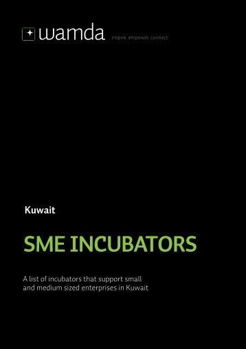 Kuwait SME INCUBATORS - Wamda.com