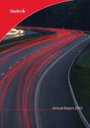 PDF Document 4.34 MB - Investor Relations - Studsvik