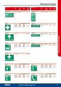 Katalog Rettungs- und Brandschutz - Kennzeichnungen.de - Seite 2