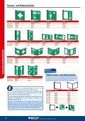 Katalog Rettungs- und Brandschutz - Kennzeichnungen.de - Seite 3
