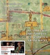Programma convegno (pdf, 308 kB) - Centro Studi Romei