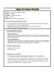 egypte_ancienne - Commission scolaire de Laval