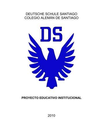 Proyecto Educativo - Deutsche Schule Santiago