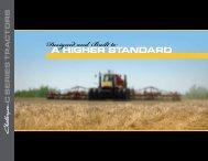 C Series Tractors - Challenger