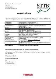 Ausschreibung U13 und U18 als pdf-Datei - DJK Saarlouis-Roden