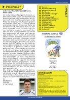SPORT-CLUB AKTUELL - No. 6 (26.10.2014) - Seite 3