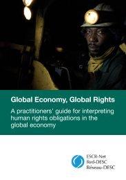 Global Economy Global Rights