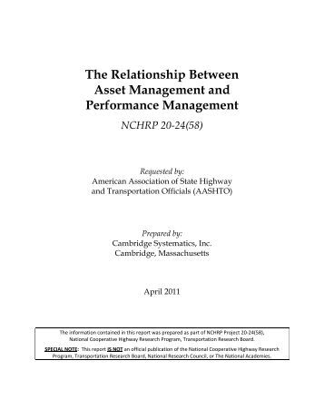 relationship between quality and performance excellence