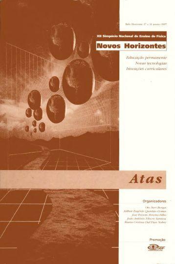 Horizontes - Axpfep1.if.usp.br - USP