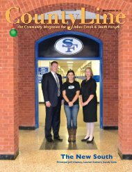 The New South - County Line Magazine
