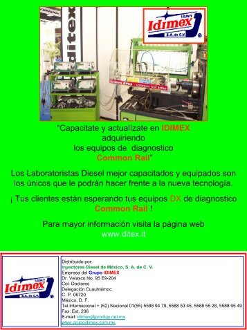 DX common rail.pdf - grupoidimex.com.mx
