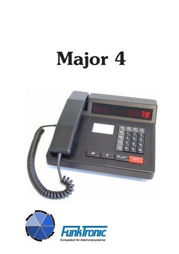 Major 4