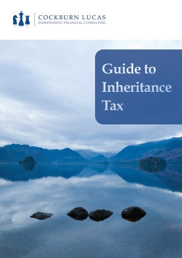 CL Inheritance tax guide for web - Cockburn Lucas