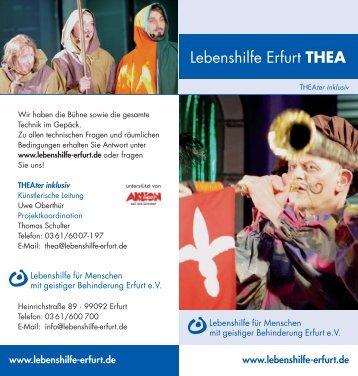 Lebenshilfe Erfurt THEA