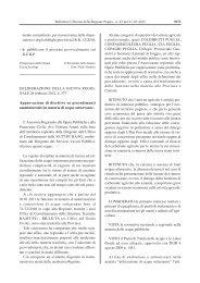 Dgr 377/2012 - Geologi Puglia