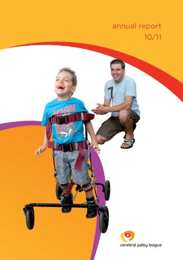 CPL4072 Annual Report 2011 Final.indd - Cerebral Palsy League