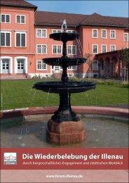 Die Wiederbelebung der Illenau - Forum ILLENAU