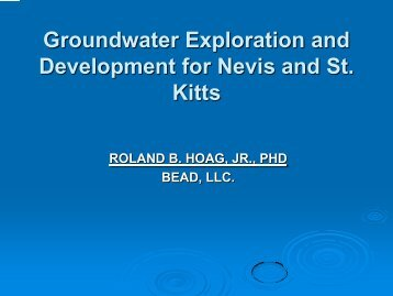 simultaneous development of water and energy for sustainable ...
