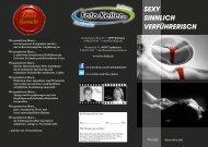SEXY SINNLICH VERFÜHRERISCH - Foto-Studio-Keller