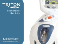 to View the Triton DTS Catalogue