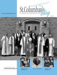SC Newsletter-Fall 2010 - St. Columban's on the Lake Retirement ...