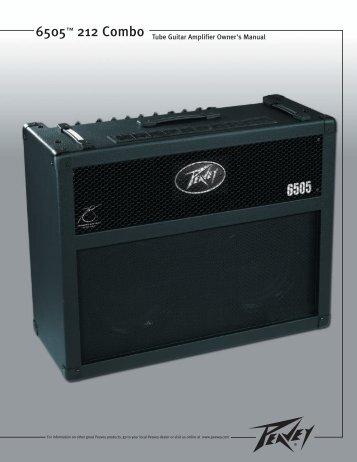 6505™ 212 Combo - Peavey