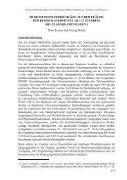 MIT INADÄQUATEN DATEN ) Peter Lorenz und Ge - Institut für ...