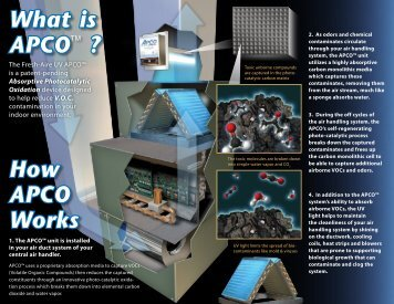 APCO Brochure - WebReps B2B Wholesale HVAC-R