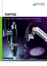 TOPTIG - Air Liquide Welding