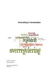 Vertrutting in Amsterdam - Onderzoek en Statistiek Amsterdam ...