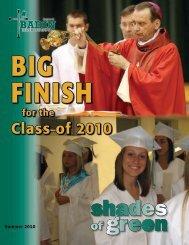 Class of 2010 - Stephen T. Badin High School