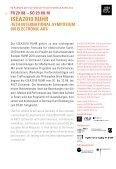 Programm Herbst / Winter 10 - PACT Zollverein - Seite 4