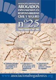 Revista nº 25, 1º trimestre año 2008 (PDF 4.14 Mb) - Asociación ...