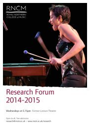 Research-Forum-Programme-2014-2015
