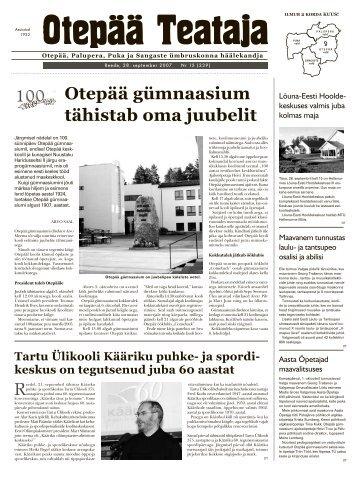 OT 15.indd - Otepää vald