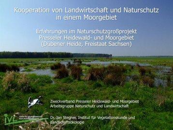 Erfahrungsbericht von Dr. Jens Stegner - Naturpark Nuthe-Nieplitz