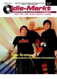 Oldiemarkt Magazin März - Funwithmusic