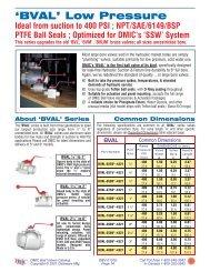 DMIC Ball Valve Catalog - Eoss.com