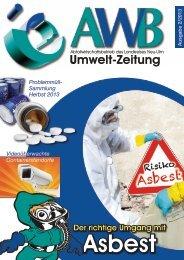 Die aktuelle Ausgabe 2/2013 - AWB
