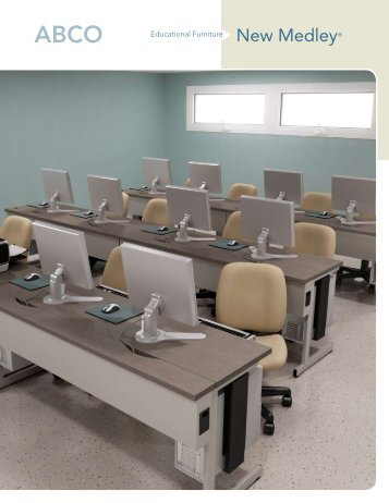 New Medley® - ABCO Office Furniture