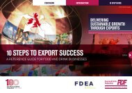 10-Steps-to-Export-Success-food-drink