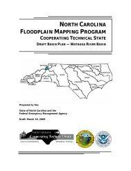 watauga river basin - North Carolina Floodplain Mapping Program