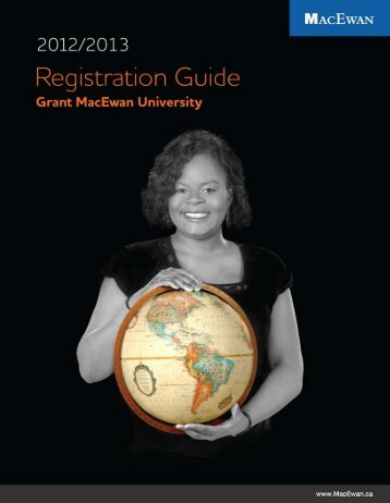 2012/2013 Registration Guide